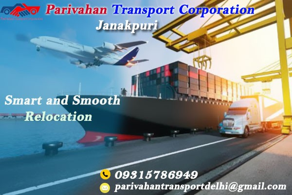 Transporter in Janakpuri